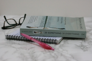 20 Something 20 Everything by Christine Hassler